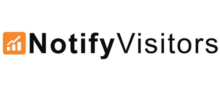 Logo of NotifyVisitors