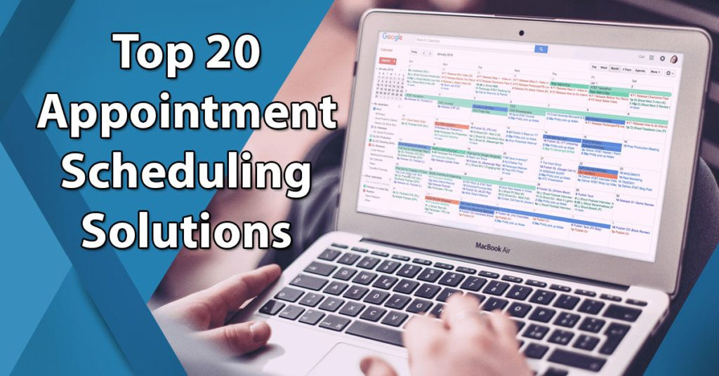 appointment scheduling solutions