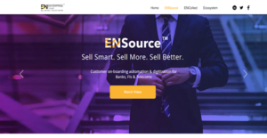 Logo of ENSource