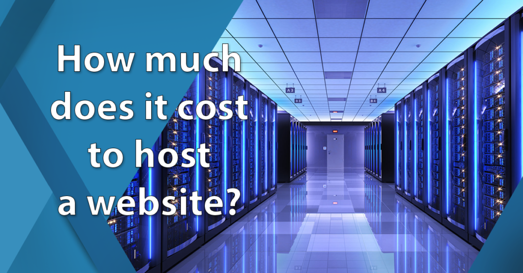 how much does it cost to host a website