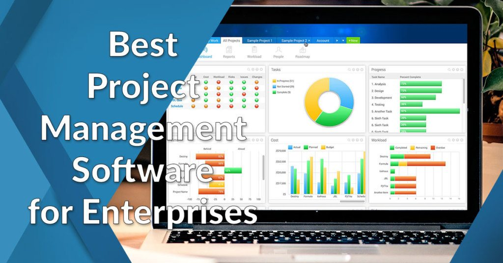 project management software for enterprises