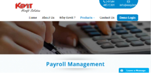 Logo of Kevit Payroll