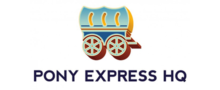 Pony Express HQ logo