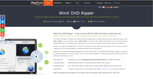 Logo of WinX DVD Ripper