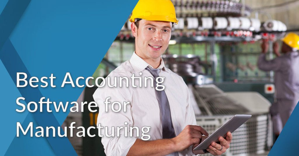 accounting for manufacturing