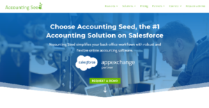 Logo of Accounting Seed