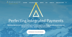 Logo of Paragon Payment Solutions