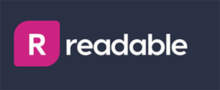 Logo of Readable