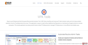 Logo of MPA Tools