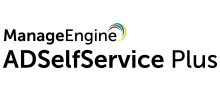 Logo of ManageEngine ADSelfService Plus