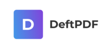 Logo of DeftPDF