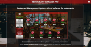 Logo of Restaurant Manager Pro