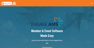 Logo of Engage AMS