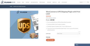 Logo of PluginHive WooCommerce UPS Shipping Plugin
