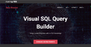 Logo of Data Xtractor Visual SQL Query Builder