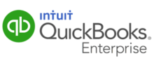 Logo of QuickBooks Enterprise