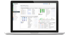 Quentic dashboard 1