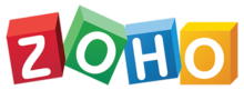 Logo of Zoho Expense