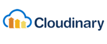 Logo of Cloudinary