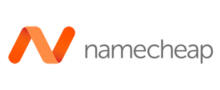 Logo of Namecheap