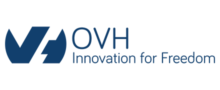 Logo of OVH