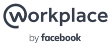 Logo of Workplace by Facebook