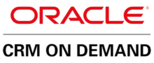 Logo of Oracle CRM