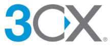 Logo of 3CX