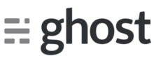 Logo of Ghost