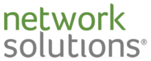 Logo of Network Solutions