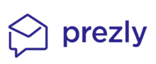 Logo of Prezly