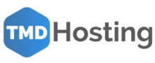 Logo of TMDHosting