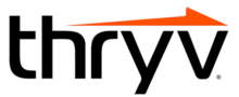 Logo of Thryv
