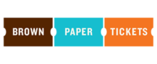 Logo of Brown Paper Tickets