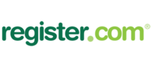 Logo of Register.com