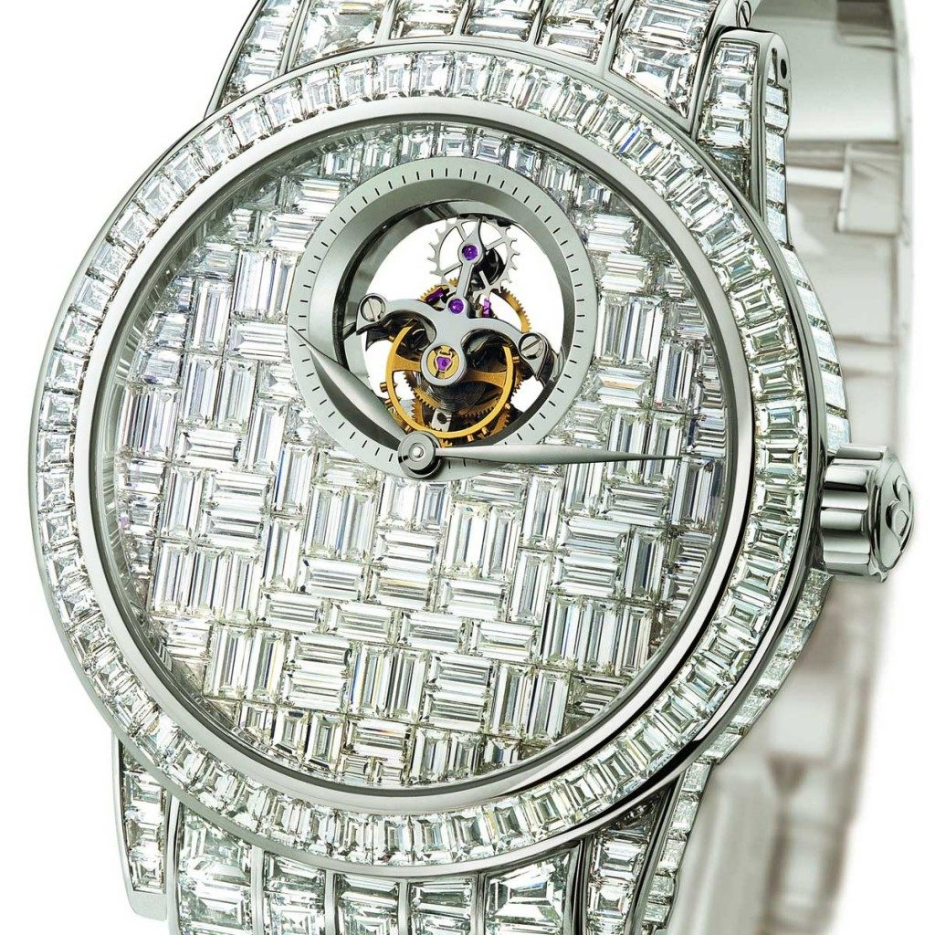 10 really expensive crusted watches