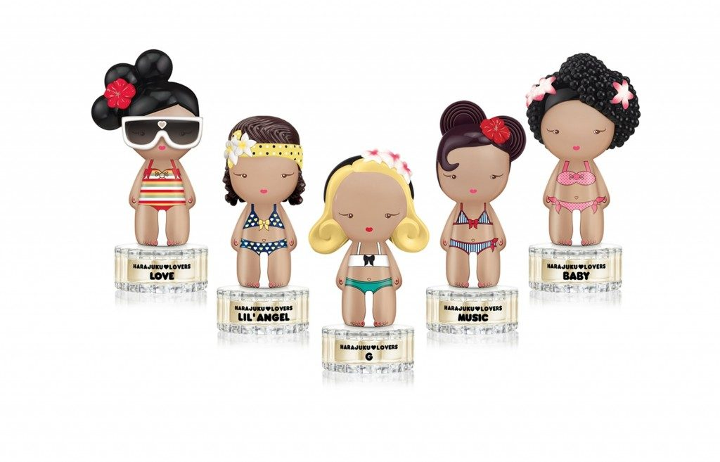 10 most successful celebrity scents signature perfumes by for Harajuku lovers perfume