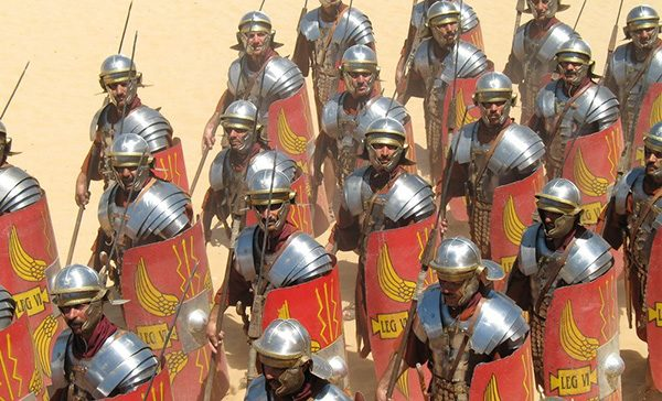The term salary derives its origin from the salt ration given to Roman soldiers as part of their wage