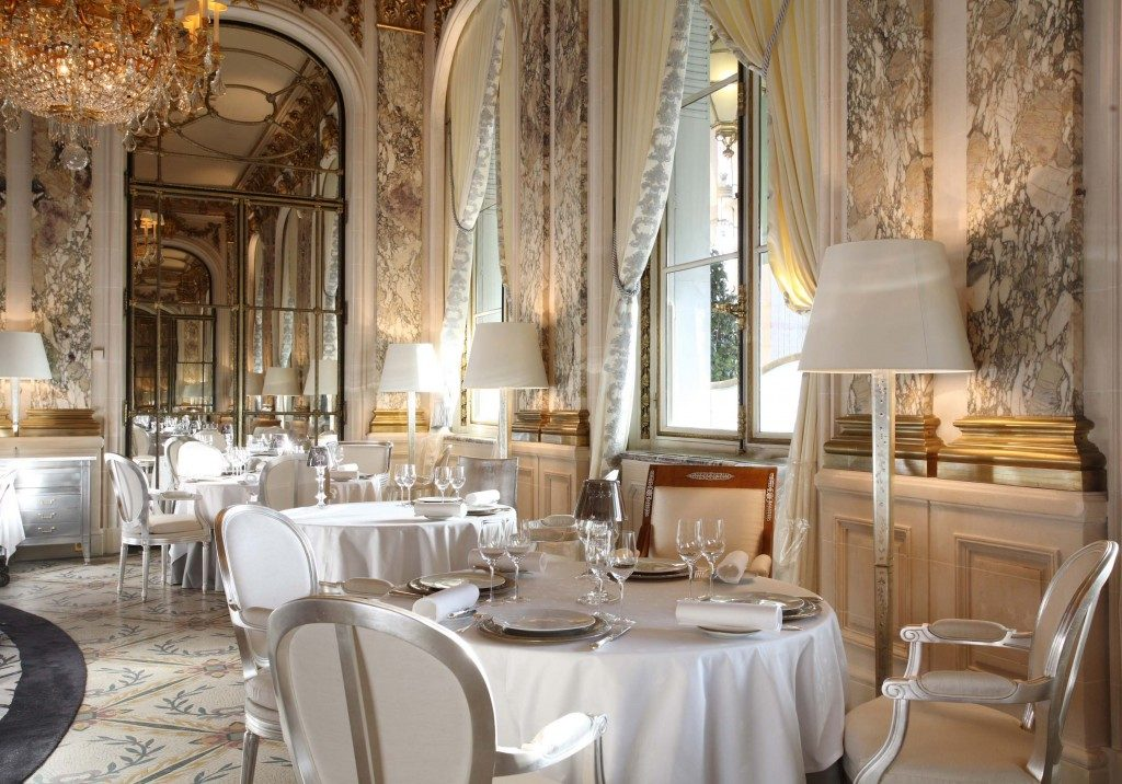 Top Most Expensive MichelinStarred Restaurants In The World - Top 10 expensive michelin starred restaurants world